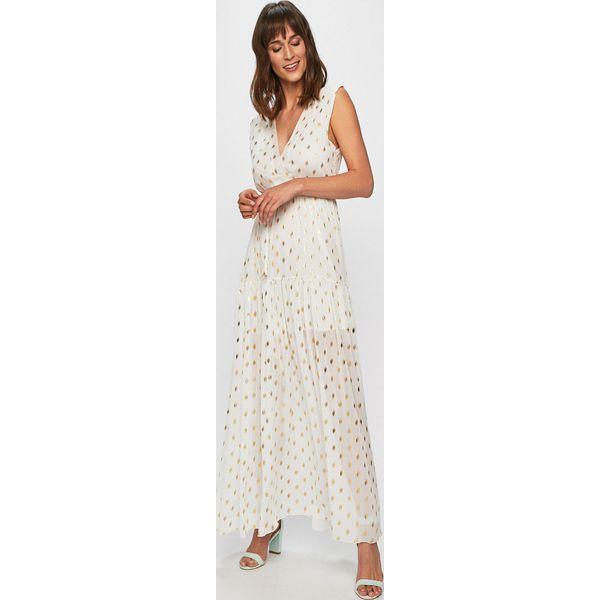 8b1feaef659d90 Answear - Sukienka - Białe sukienki damskie marki ANSWEAR, na co ...