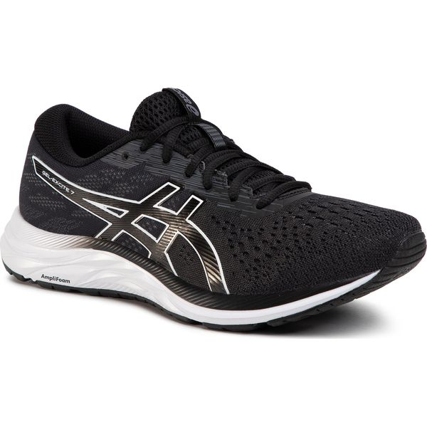Buty ASICS Gel Excite 7 1011A657 BlackWhite 001