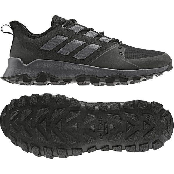 naprawdę wygodne sekcja specjalna przejść do trybu online Adidas buty męskie do biegania Kanadia Trail/Cblack/Grefiv/Gretwo 46,7