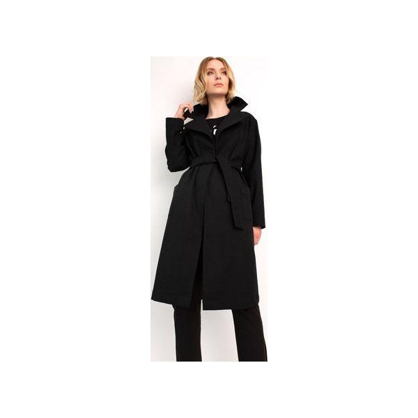 Wiosenny płaszcz MY DREAM BLACK&WHITE