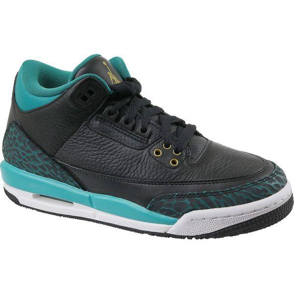 Nike Jordan Buty Jordan 3 Retro Gg 441140 018 czarne
