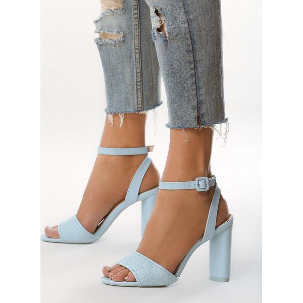 Niebieskie Sandały Jennigana