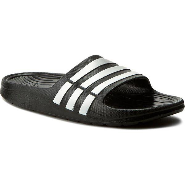 401c281ff7d15 Klapki adidas - Duramo Slide K G06799 Black1/Runwht/Black1 - Klapki ...
