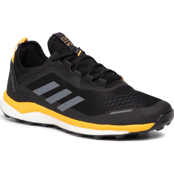 adidas W TERREX TRAILMAKER GTX, Ice Yellow Core Black