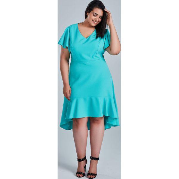 9702f30949 Sukienki damskie marki Moda Size Plus Iwanek - Kolekcja wiosna 2019 - Sklep  Super Express