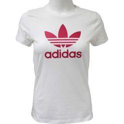6ee38418ab50c0 Ubrania dla dzieci. 59.90 zł. Koszulka dziewczęca Trefoil Tee biała r. 170  (BK2019). Koszulki dziewczęce Adidas.