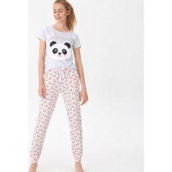6382c8a0a471a8 Dwuczęściowa piżama z pandą - Wielobarwny. Piżamy damskie House, l, bez  wzorów,