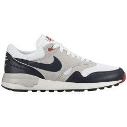 49ba640cd25c14 Białe buty sportowe męskie Nike, bez zapięcia, na fitness i siłownię ...