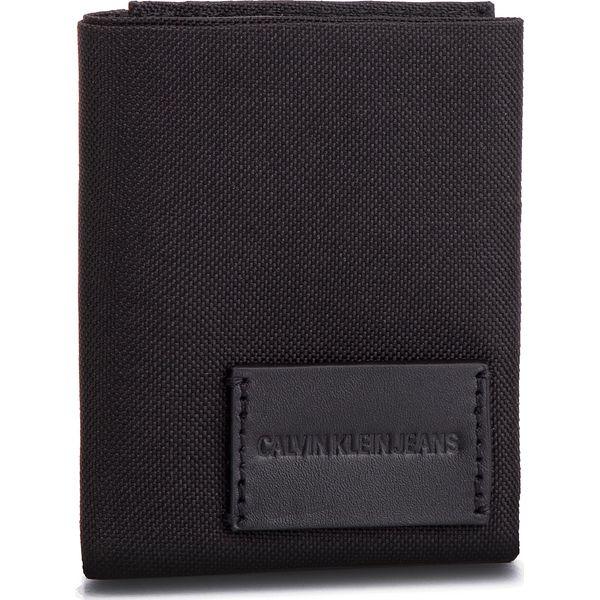 100a03d89ee12 Duży Portfel Męski CALVIN KLEIN JEANS - Sport Essentials Patch Billfold  K50K504546 001 - Portfele męskie marki Calvin Klein Jeans. Za 139.00 zł.