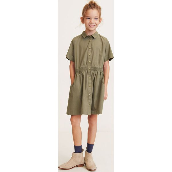 9b49ace517 Mango Kids - Sukienka dziecięca Last 110-152 cm - Sukienki ...