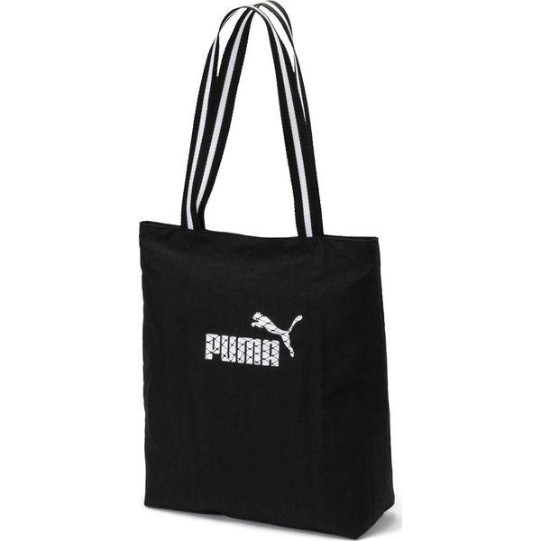 3af67e53eca1a Puma Torba sportowa damska Wmn Core Shopper 14.6L czarna (075398 02 ...