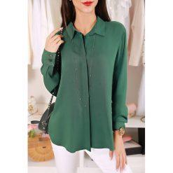 Zielone koszule damskie IVET, bez rękawów Kolekcja lato  CicID