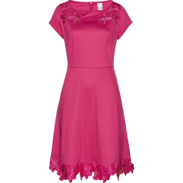 ef1b151c8a Sukienka bonprix różowy - Czerwone sukienki damskie marki bonprix ...