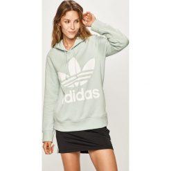 Zielone bluzy damskie adidas Originals Kolekcja wiosna