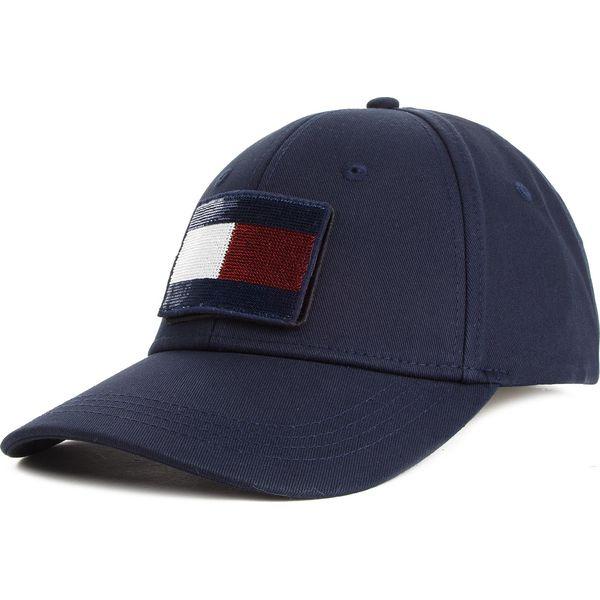c87183f12265b Czapka z daszkiem TOMMY HILFIGER - Swap Your Patch Cap AW0AW06182 ...