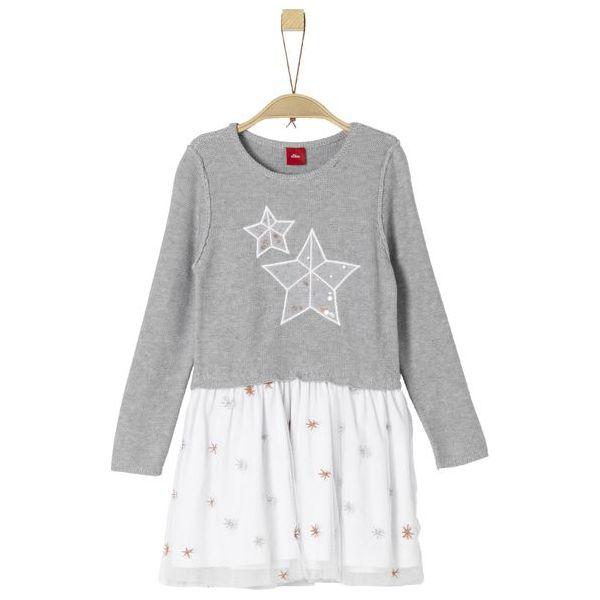 aeb866d5a0 Sukienki dziewczęce marki S.Oliver - Kolekcja wiosna 2019 - Sklep Super  Express