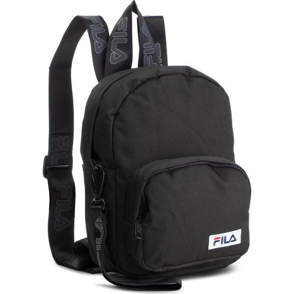bf2a0f81fabe8 Plecak FILA - Mini Strap Backpack Varberg 685053 Black 002 - Plecaki ...