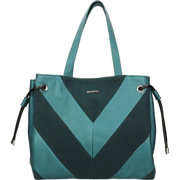 1abfd279799b1 Shopper Bag SANNTA MONICA - Torby na laptopa damskie marki Gino Rossi. W  wyprzedaży za 349.90 zł. - Torby na laptopa damskie - Torby damskie -  Akcesoria ...