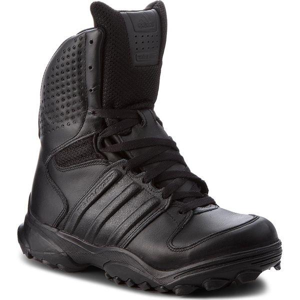 c5fc792fdf582 Buty adidas - GSG-9.2 807295 Black1 Black1 Black1 - Czarne buty ...