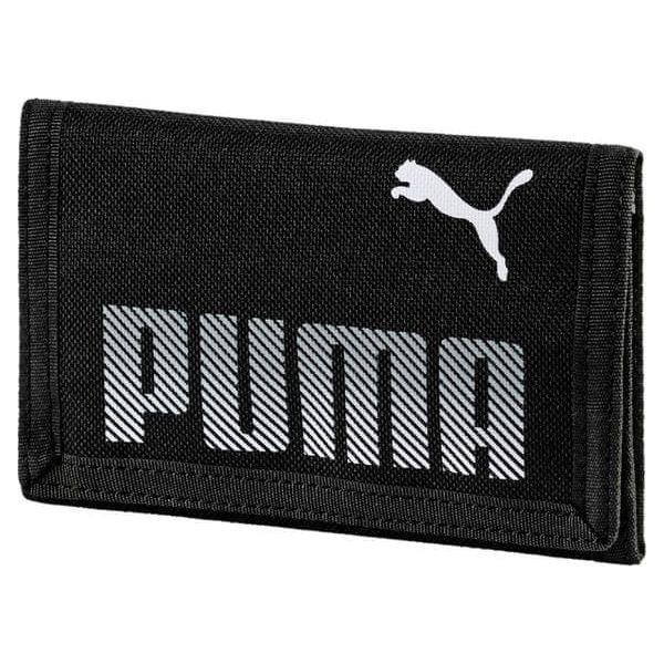 2f0856fd3a300 Puma Portfel Plus Wallet Black - Portfele damskie marki Puma. Za 58.00 zł.  - Portfele damskie - Akcesoria damskie - Kobieta - Sklep Super Express