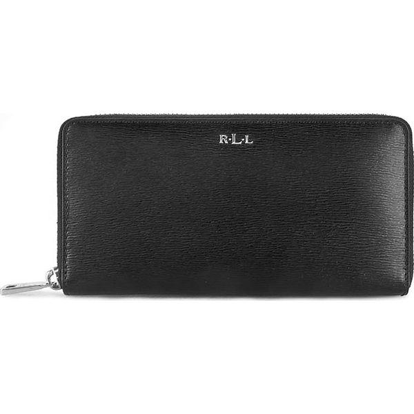 8a35e7394ece8 Duży Portfel Damski LAUREN RALPH LAUREN - Zip Wallet N79 L2885 RL033 ...