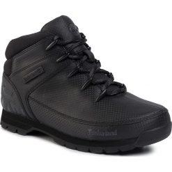 Wyprzedaż czarne buty zimowe męskie Timberland Kolekcja
