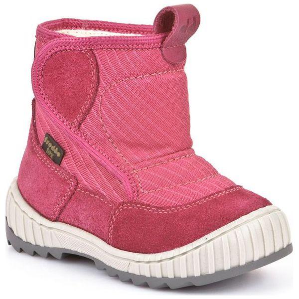8048010f Froddo Buty Zimowe Dziecięce 22 Różowy - Śniegowce dziewczęce marki Froddo.  Za 215.00 zł. - Śniegowce dziewczęce - Buty dla dziewczynek - Buty dla  dzieci ...