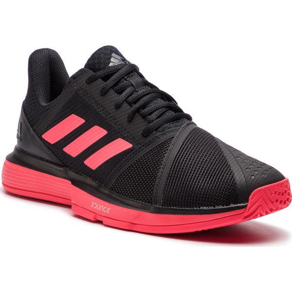 Buty adidas CourtJam Bounce M CG6328 CblackShoredFtwwht