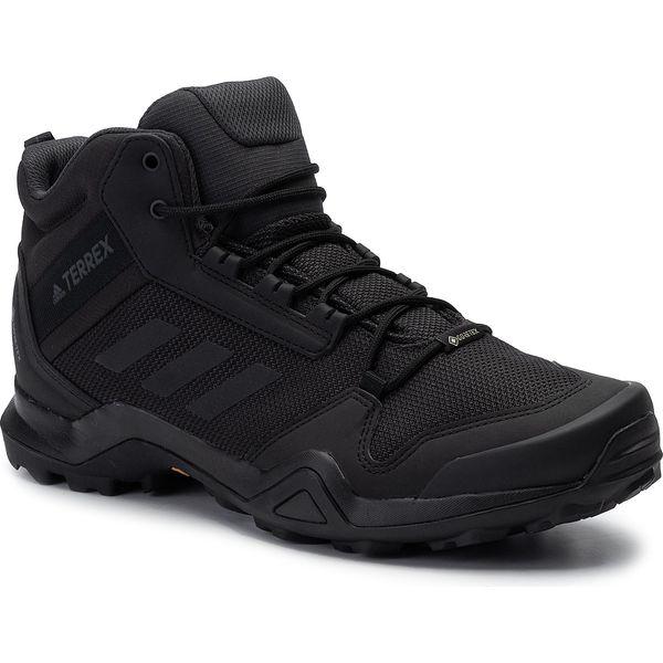 Buty męskie adidas Terrex AX3 MID GTX VZ czarne BC0466 różne