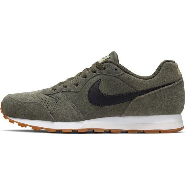 Buty Nike Md Runner 2 Suede M AQ9211 300 khaki