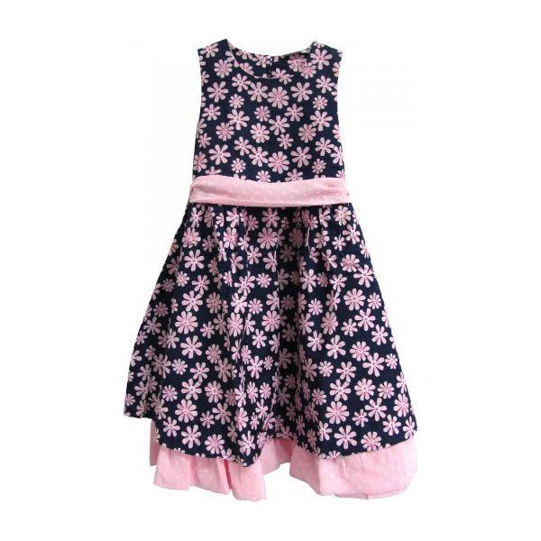 88995d1305 Topo Sukienka Dziewczęca 110 Różowa - Sukienki dziewczęce marki Topo ...