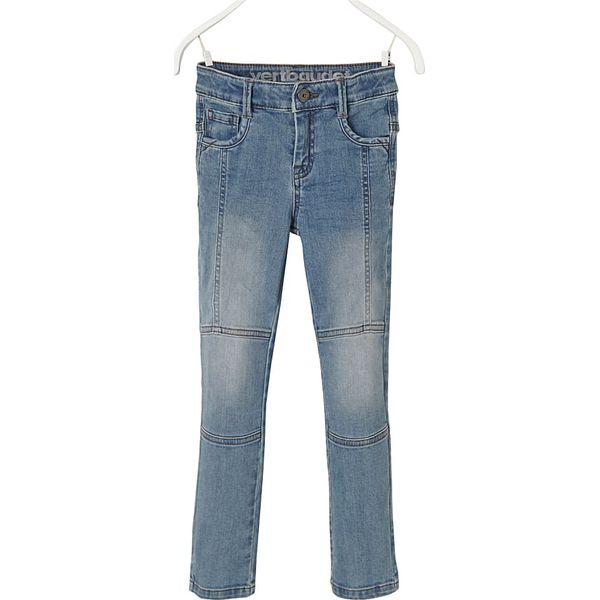 Dodatkowe Dżinsy - Slim fit - w kolorze błękitnym - Spodnie niemowlęce marki QX45