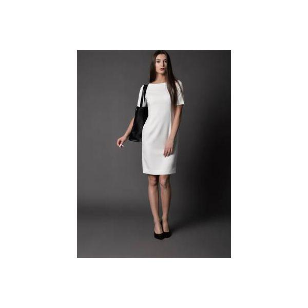 69c3e0dffb sukienka klasyczna ESTHER - Sukienki damskie marki Rahri. Za 389.00 ...