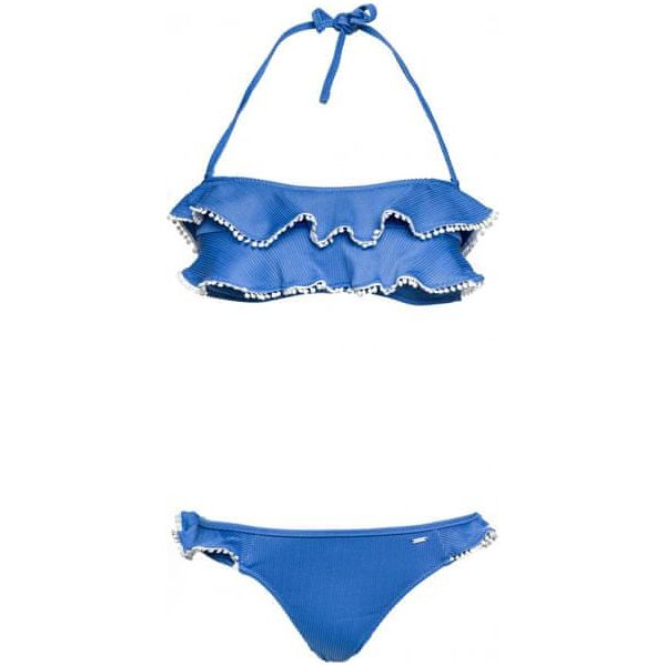 71c3741d29 Pepe Jeans Strój Kąpielowy Damski Holmes M Niebieski - Bikini ...