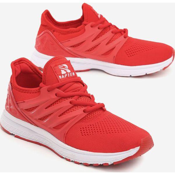 Czerwone Buty Sportowe Comfort Zone
