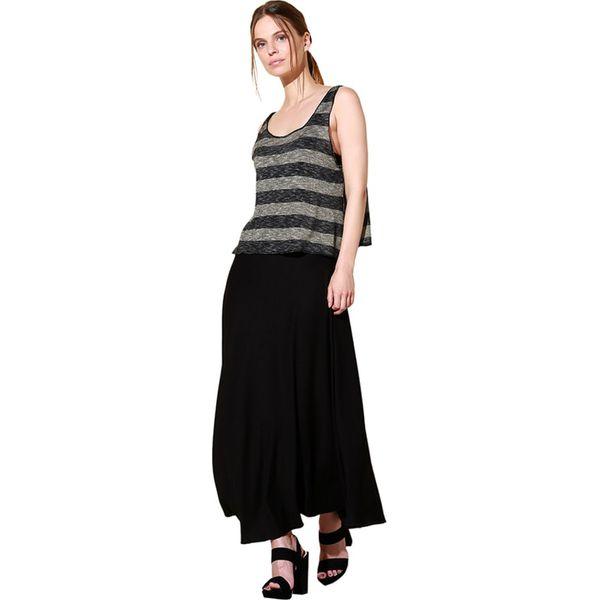 e8f50cc6c0 Sukienka w kolorze szaro-czarnym ze wzorem - Sukienki damskie marki ...