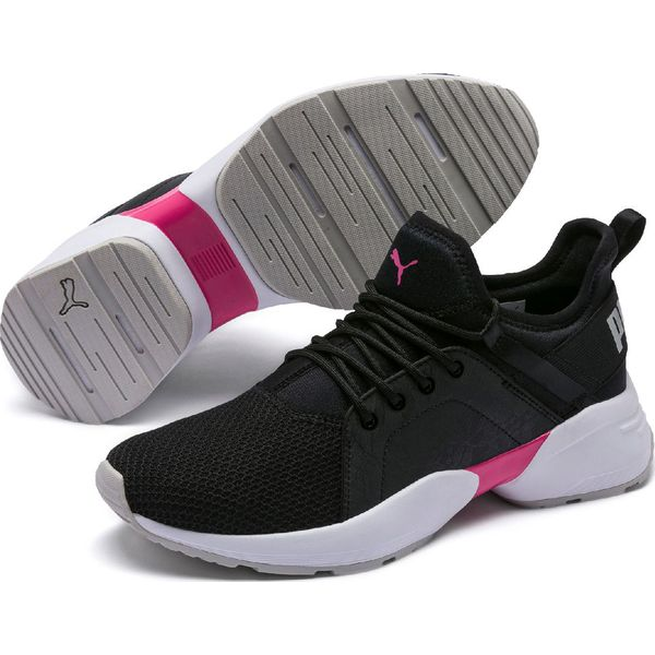 Puma buty treningowe damskie Sirena Summer Pack Black White 38