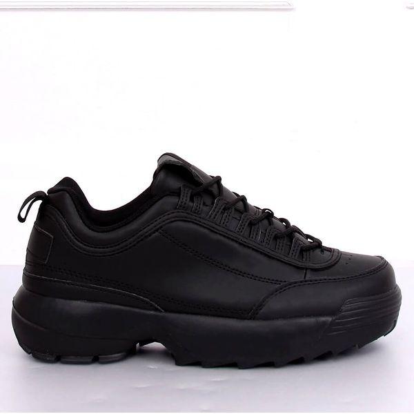 Buty sportowe czarne DSC81 1 Black