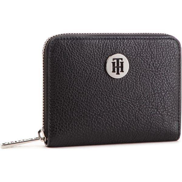 4237a03383e50 Duży Portfel Damski TOMMY HILFIGER - Th Core Compact Za Wallet ...