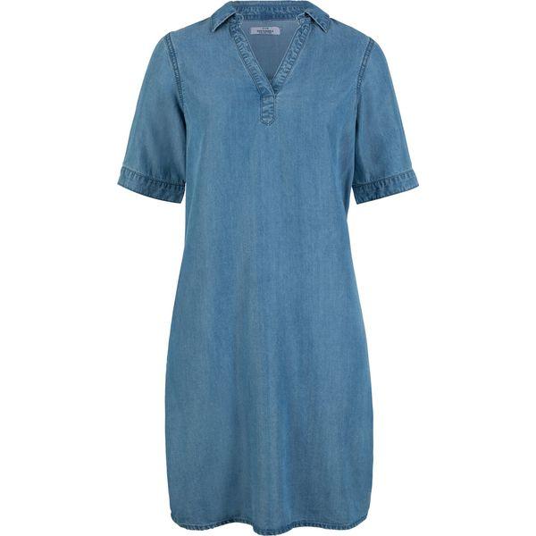 c8e10fdb3f Sukienka z tkaniny z lyocellu