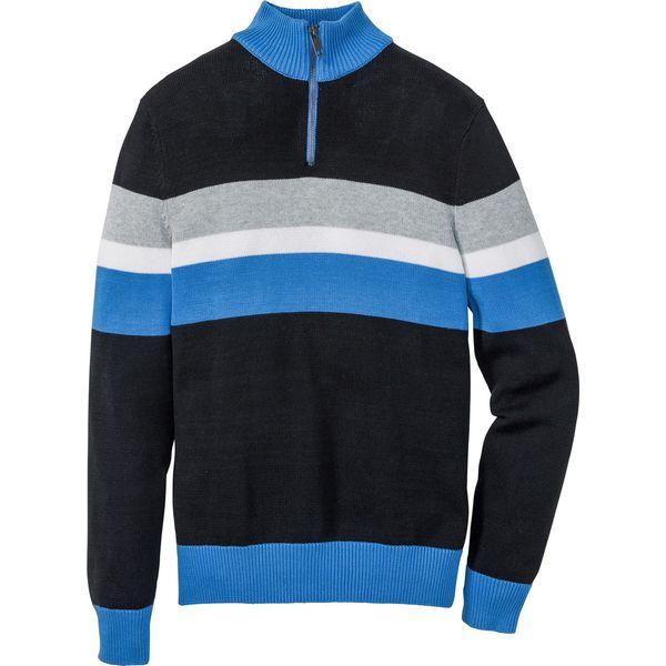 4c97c1c6474a Swetry męskie marki bonprix - Kolekcja wiosna 2019 - Sklep Super Express