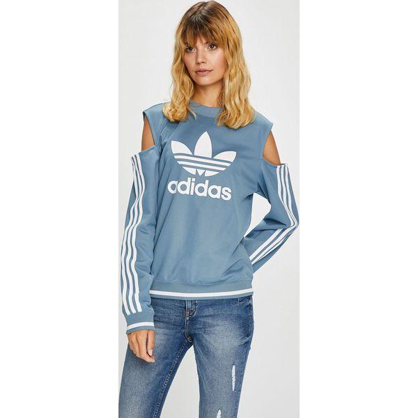 e811325722 adidas Originals - Bluza - Bluzy bez kaptura damskie marki adidas ...