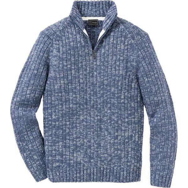 1cdd0b008775 Swetry męskie ze sklepu BonPrix.pl - Kolekcja wiosna 2019 - Sklep Super  Express