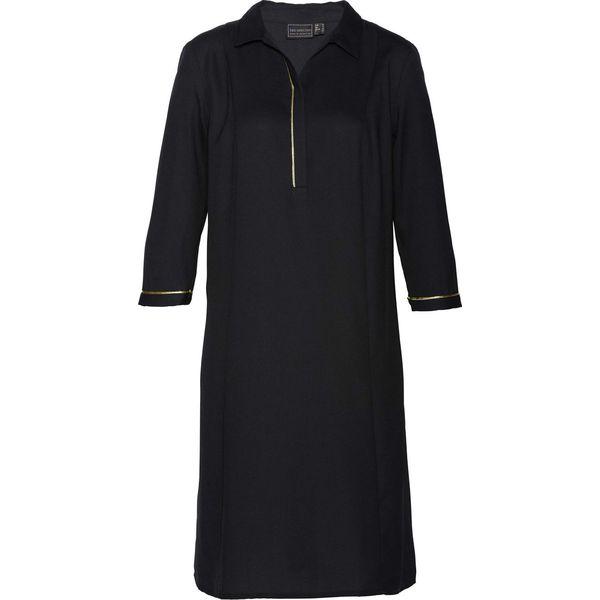 726511c2dd Sukienka szmizjerka bonprix czarny - Sukienki damskie marki bonprix ...