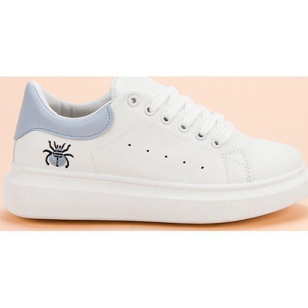 Kylie Modne Buty Sportowe białe