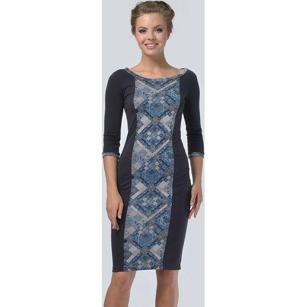 b414ab0f9c Niebieskie sukienki damskie ze sklepu Limango.pl