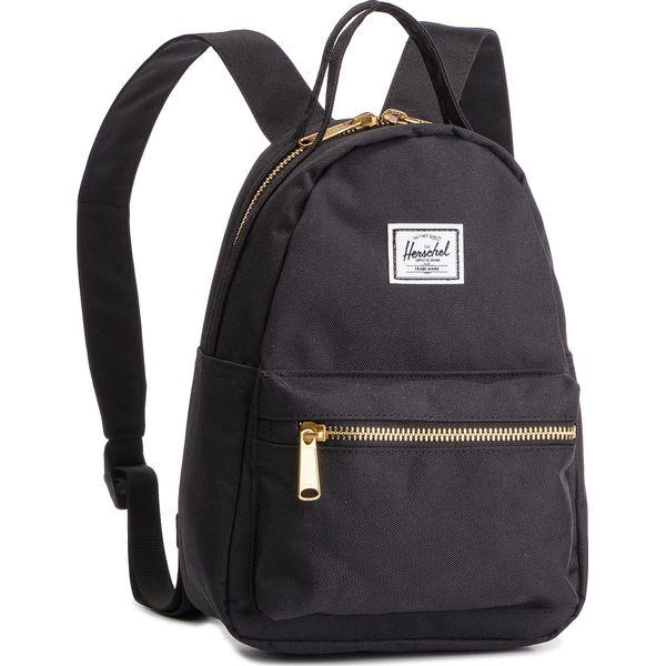 f9fc82021b30d Plecak HERSCHEL - Nova Mini 10501-00001 Black - Plecaki damskie ...