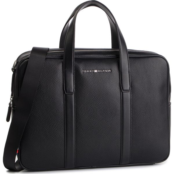 a55d6fac0f96f Torba na laptopa TOMMY HILFIGER - Th Downtown Computer Bag ...