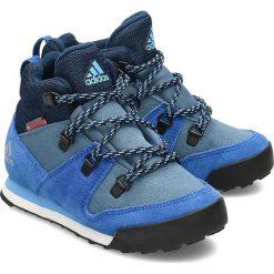 Adidas Dziewczęce tenisówki RapidaRun J 36,7 niebieskie