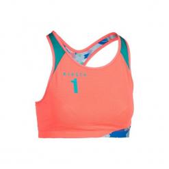 88a92cdfcd2345 Czerwona odzież sportowa damska ze sklepu Decathlon.pl - Kolekcja lato 2019